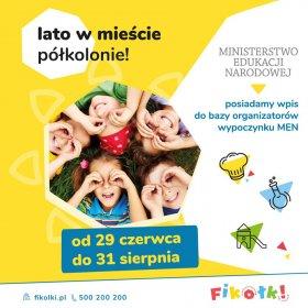 Lato w Mieście - Zobacz jak można przez 2 miesiące zorganizować opiekę oraz aktywne atrakcje dla Twoich dzieci!